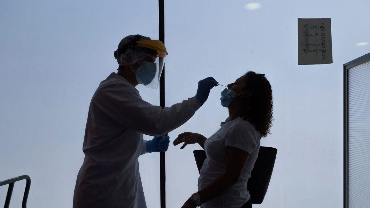 En 24 horas Andaluca registr 62 defunciones por coronavirus