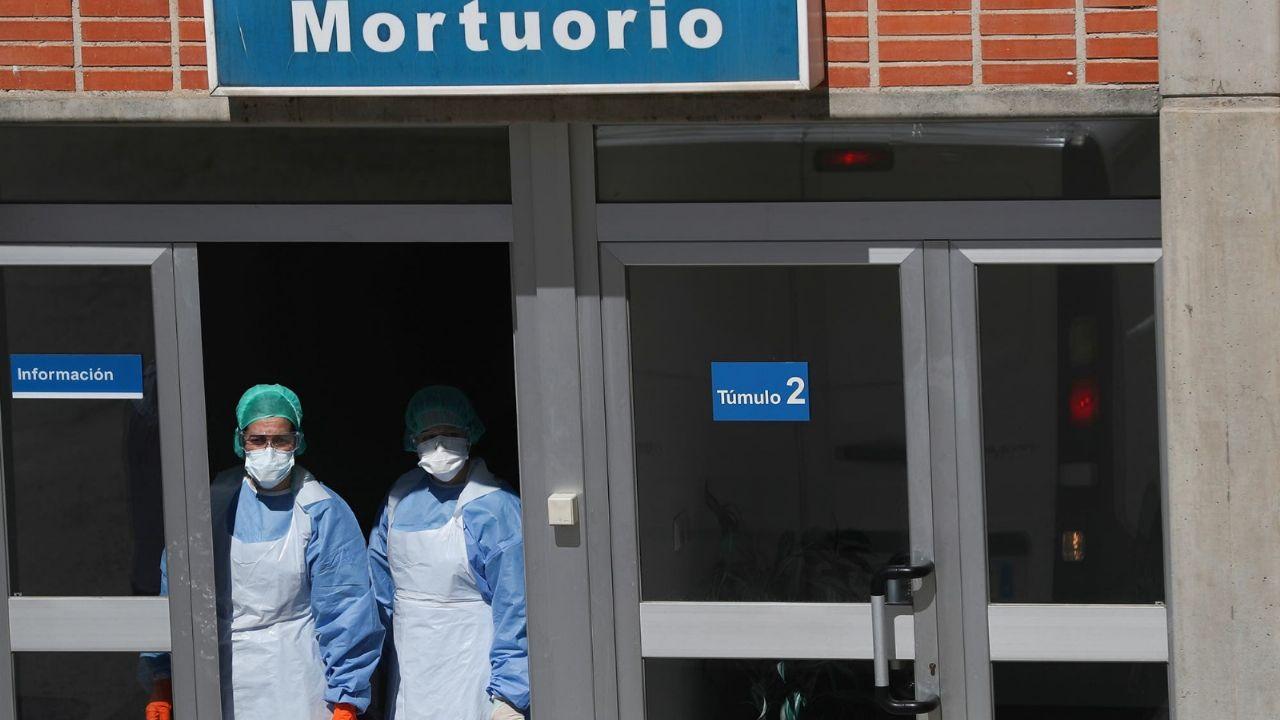 El coronavirus deja ms de 15.000 decesos en Catalua desde marzo